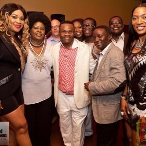 Movie Director, Obed Joe`s Lavish Birthday Party In Maryland USA