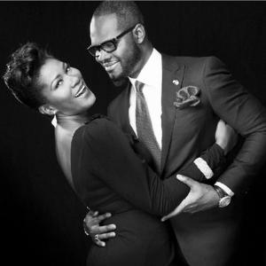 Stephanie Okereke And Husband Loved Up In New Photo