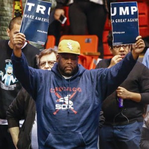 Rampage In Chicago After Trump Rally Is Called Off Over Protesters Threat To Storm The Stage