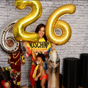 Adaeze Yobo Shares Lovely Photos Ahead Of Her 26th Birthday