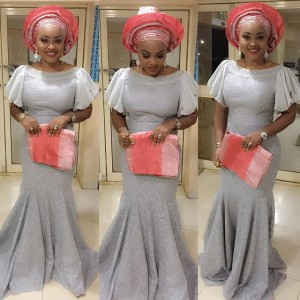 Actress Mercy Aigbe-Gentry And Driver Arrested In Osogbo