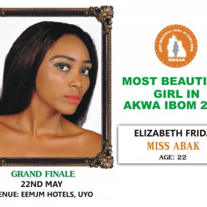 Photos: Meet Most Beautiful Girl In Akwa Ibom 2016 Contestants