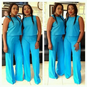 Aneke Twins Step Out In Style