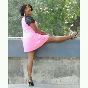 Helen Paul Strikes A Sexy Pose In New Photo