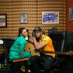 Flavour Shares Adorable New Photo With Chidinma