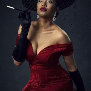 Anna Banner In Hollywood Glam Inspired Photoshoot (Photos)