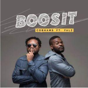 DOWNLOAD MP3: Cobhams Asuquo ft. Falz – Boosit