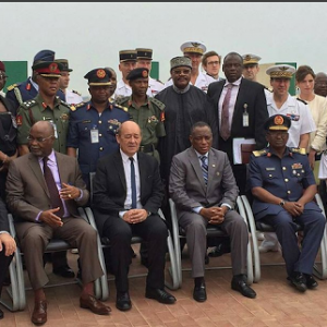 Boko Haram: Nigeria And France Sign Security Agreement On Arms Procurement.