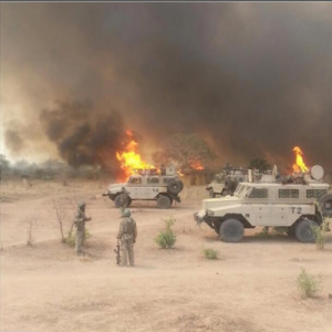 Nigerian Army Reacts To Report That It Plans To Steal Bodies From Mass Grave