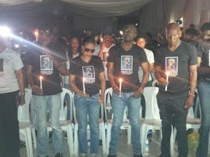 More Photos From Late Singer, Nomoreloss' Service Of Song