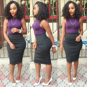 Checkout The Curve On Singer Harrysong's Daughter | Photos