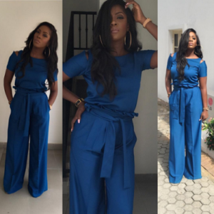 Tiwa Savage Shares Lovely New Photos