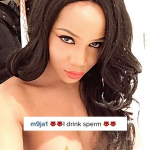 Singer and Goddess of X, Maheeda Teases Her Fans with Sizzling Topless Photos