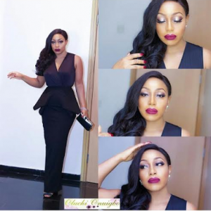 Photos: Checkout Rita Dominic's Stunning Outfit To Vanguard Personality Awards
