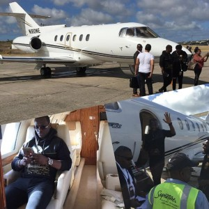Ghanaian Pastor Gets Private Jet From Members As Birthday Gift (Photos)