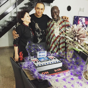 Photos From OAP Freeze 40th Birthday Celebration