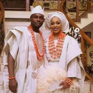 Photos From Coco Adeleke's Wedding (Davido's Sister)