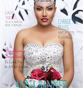 Anna Banner Stuns On BM/Pro May Cover (Photos)