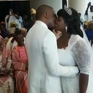 Photos From Tolu & Tunde Demuren White Wedding In Dubai
