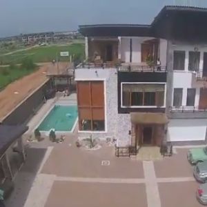 Prolific Movie Director Kunle Afolayan Flaunts His New Home (Photos)