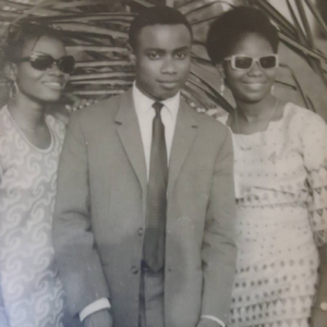 Comedian, Okon, Shares Throwback Photo Of His Late Father