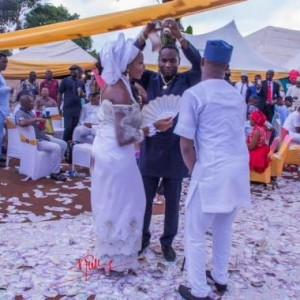 Photos From Lavish Wedding In Imo State