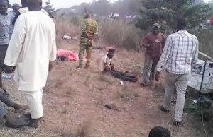 Photos: Four FUTA Students Die In Fatal Accident