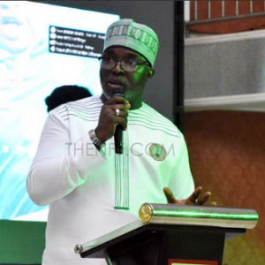 NFF Delegates Off To Mexico For FIFA Congress