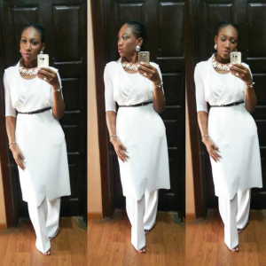 Actress Ebube Nwagbwo Steps Out In Style…