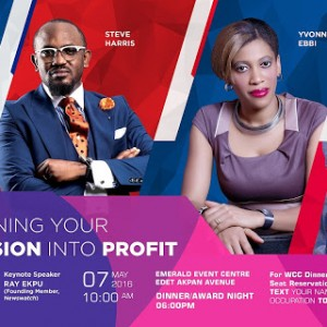 #WCC 2016: Turning Your Passion Into Profit