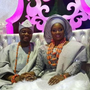 White Wedding Of Toolz And Tunde Demuren Holds This Weekend