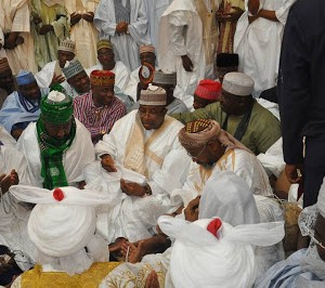 Photos : The Wedding Fatiha Of Bauchi State Governor's Son In Kano
