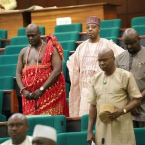 See What ALawmaker Wore To The National Assembly