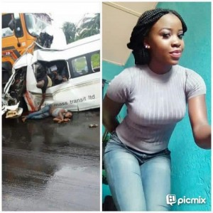 Photos: Peace Mass Transit Accident Victim In Coma