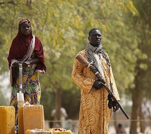 Female Suicide Bomber From Nigeria Shot Dead With Poisoned Arrow In Cameroon