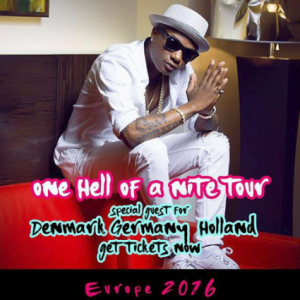 Chris Brown Confirms Wizkid Will Be Joining Him On Tour