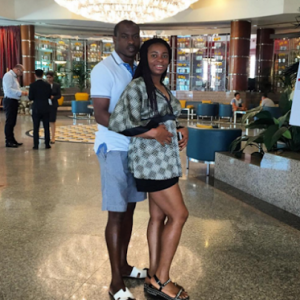 Vincent Enyeama Shares More Photos From His Family Vacation