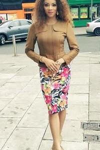 Former MBGN Fiona Amuzie Shares Lovely New Photos