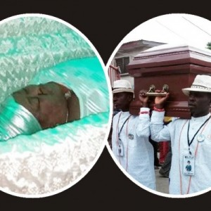 Photos From Henrietta Kosoko's Burial In Lagos Today