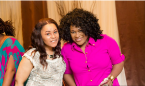 PHOTOS: Uche Jombo,Chris Attoh And Others At Emem Isong Baby Shower