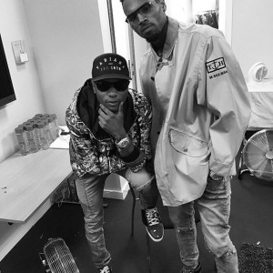 'Wizkid Is Africa's Best' – Chris Brown