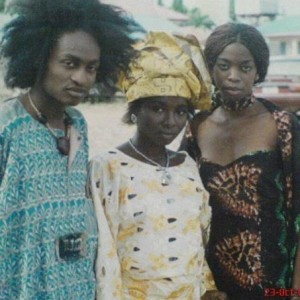 Check Out This Throwback Photo Of Denrele Edun
