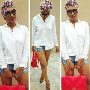 Ebube Nwagbo Stun In New Photos
