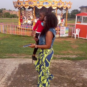 Photos From Mercy Aigbe's Son,Juwon Birthday Party