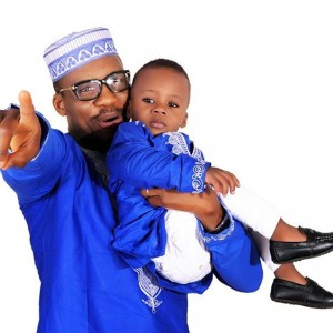 Actor, Jnr Pope And Son, Jason In Adorable New Photos