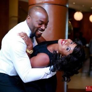 Nollywood Actor, Seun Akindele Pre-Wedding Photos