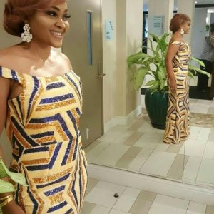 Mercy Aigbe-Gentry Stuns As She host A Fashion Show In The US (Photos)