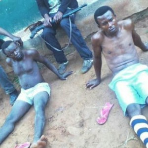 Photos: 'Two Men Of God' Allegedly Caught Having Sex In Enugu
