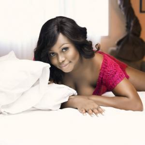 Actress Ruth Kadiri Sizzles In Bedroom Photos