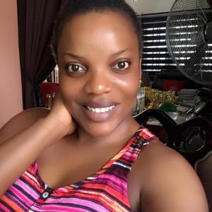 Checkout Empress Njama Without Makeup